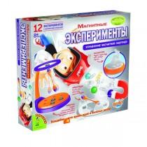 Магнитные эксперименты - французские научно-познавательные опыты Науки с Буки (12 экспериментов)