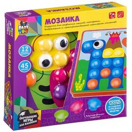 Мозаика для малышей Веселые пуговки
