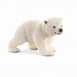 Белый медвежонок