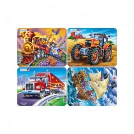 Z7 - Пираты-Трактор-Грузовик-Поезд (4)