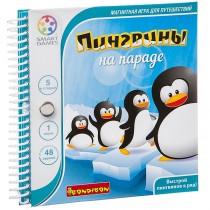 Магнитная игра Bondibon Пингвины на параде