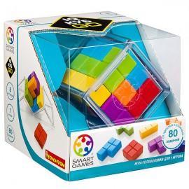 Логическая игра  IQ-Куб GO