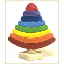 Пирамидка Елочка