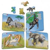 M9 - Лев , слон, обезьяна,зебра (4)