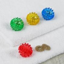 Массажёр «Шарик», 2 кольца, цвет в ассортименте